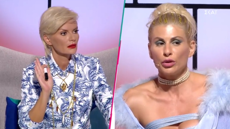 My Style Rocks: Η βίαιη κριτική της Ευρυδίκης στην Κωνσταντίνα και η έντονη ενόχληση της Έλενας Χριστοπούλου! Video