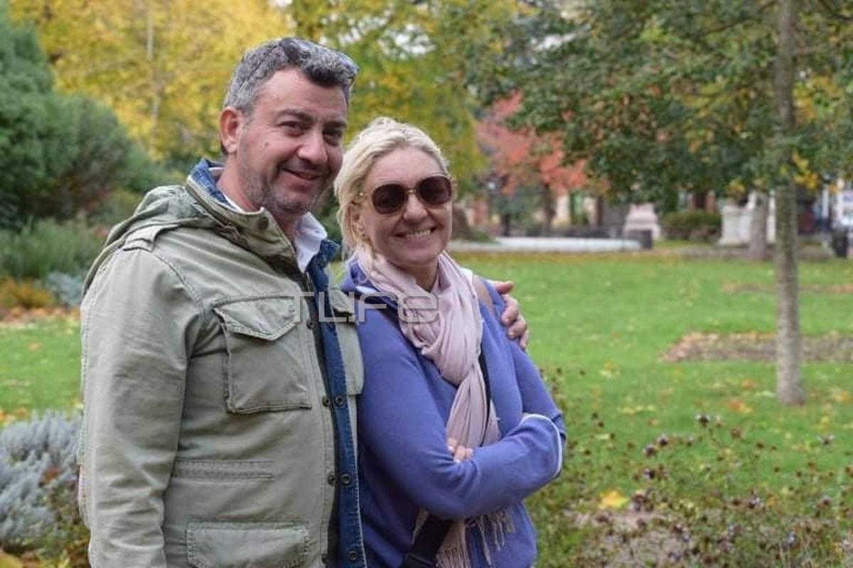 Η Νατάσα Ράγιου είναι ερωτευμένη και αυτός είναι ο γοητευτικός σύντροφός της! Φωτογραφίες
