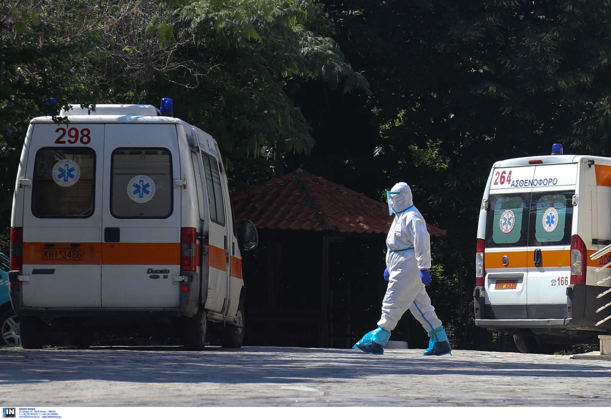 Κορονοϊός: 180 νέα κρούσματα σήμερα 14/09 και πέντε θάνατοι