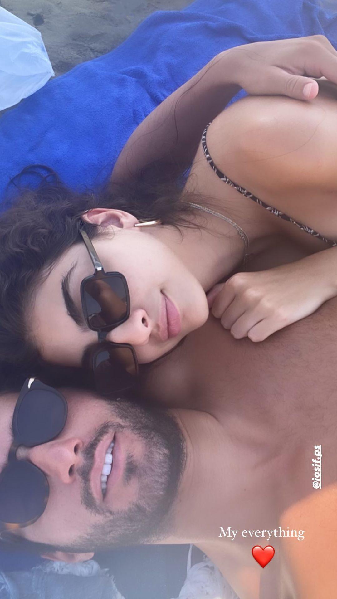 Η Ειρήνη Καζαριάν είναι ερωτευμένη! Η πρώτη φωτογραφία με τον σύντροφό της