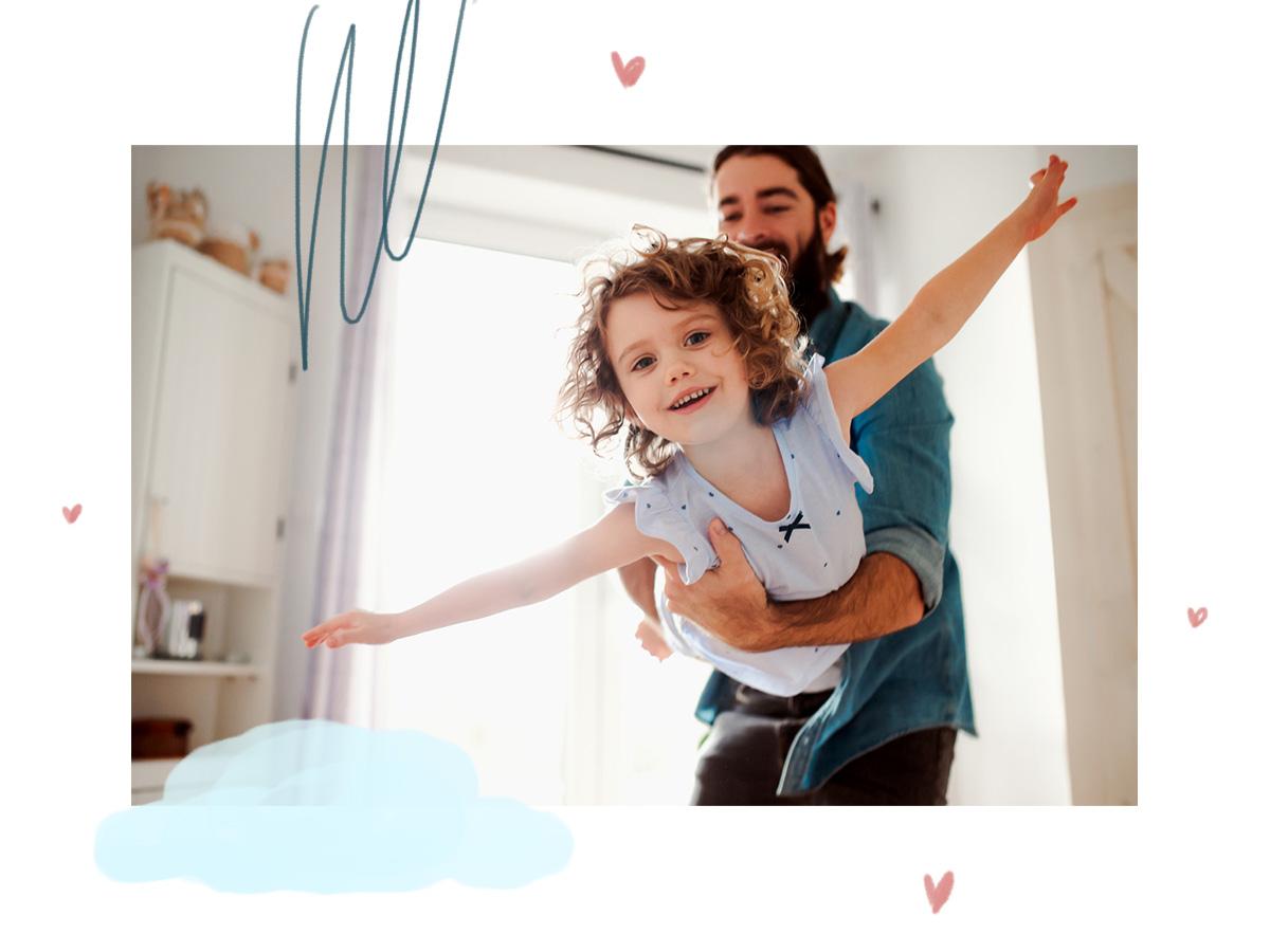 5 τρόποι να έρθουν κοντά μπαμπάς και παιδί