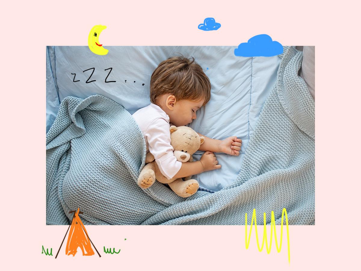 Τελικά, από ποια ηλικία μπορεί το παιδί να κοιμάται στο δικό του δωμάτιο;