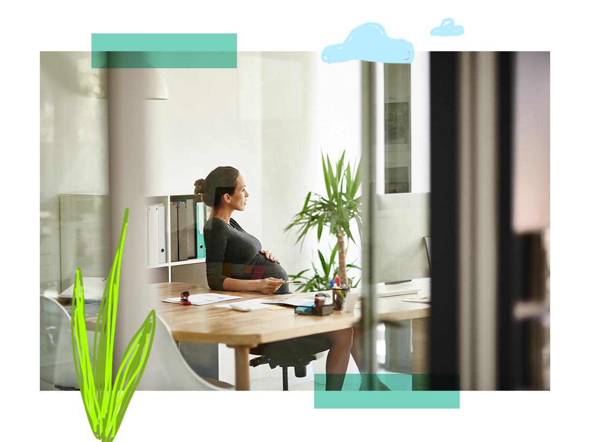 Είσαι έγκυος; Πέντε βήματα που πρέπει να ακολουθήσεις στον εργασιακό σου χώρο