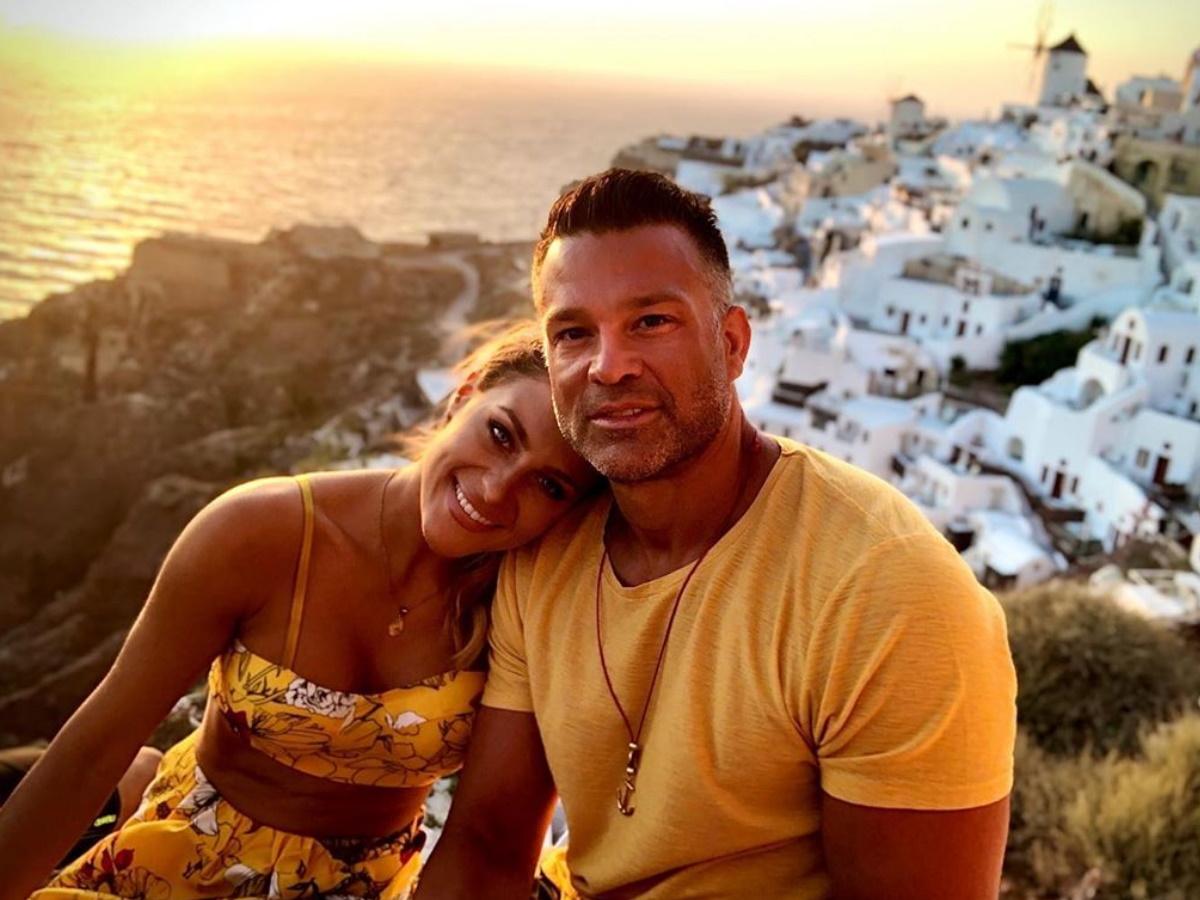 Κώστας Σόμμερ: Η έκπληξη που έκανε στη σύντροφό του, Βαλεντίνη Παπαδάκη, για τα γενέθλιά της! (video)
