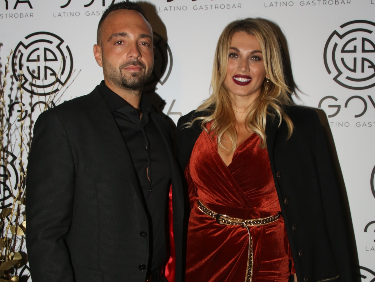 Full in love η Κωνσταντίνα Σπυροπούλου! Το σχόλιο στη φωτογραφία του συντρόφου της, Βασίλη Σταθοκωστόπουλου