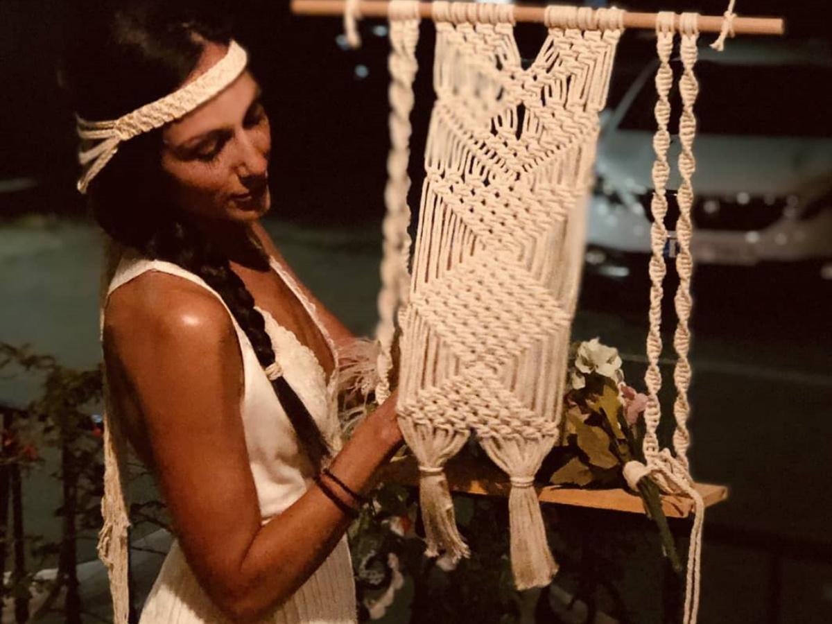 Σε λίγο ο γάμος της Ανθής Βούλγαρη – Η απουσία της κουμπάρας Κατερίνας Καινούργιου