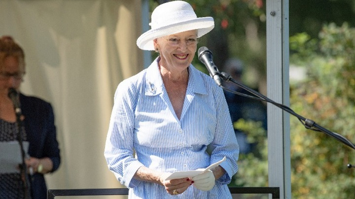 Η βασίλισσα Μαργκρέτε της Δανίας… πήρε αύξηση!