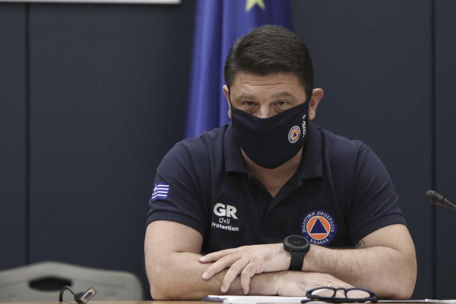 Νίκος Χαρδαλιάς: Κλειστά  περίπτερα, μίνι μάρκετ και κάβες από τα μεσάνυχτα έως τις 5 το πρωί