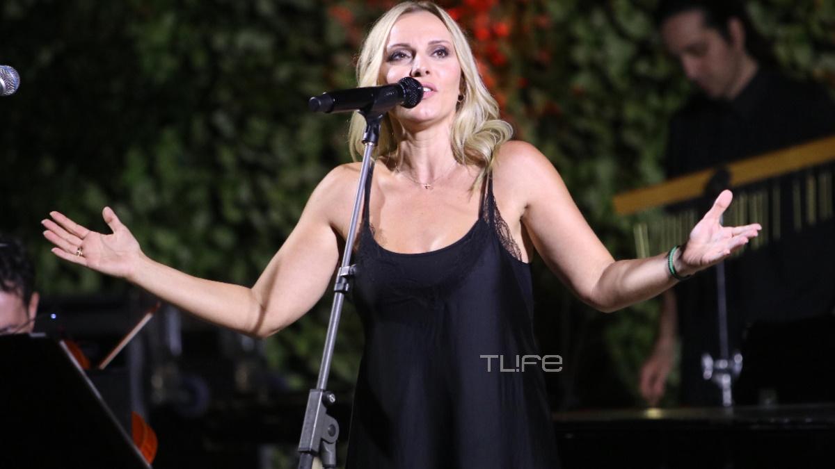Πέγκυ Ζήνα: Τραγούδησε Μίκη Θεοδωράκη σε μια μοναδική βραδιά και ο Γιώργος Λύρας ήταν εκεί για να την καμαρώσει! (pics)
