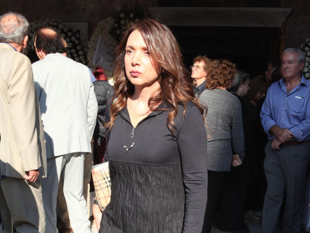 Πένθος για την Χριστίνα Αλεξανιάν – Έφυγε από τη ζωή αγαπημένο της πρόσωπο