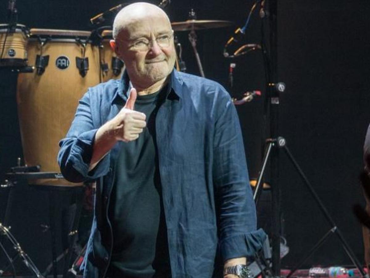 """Phil Collins: """"Πετάει""""  στο δρόμο την πρώην σύζυγό του"""