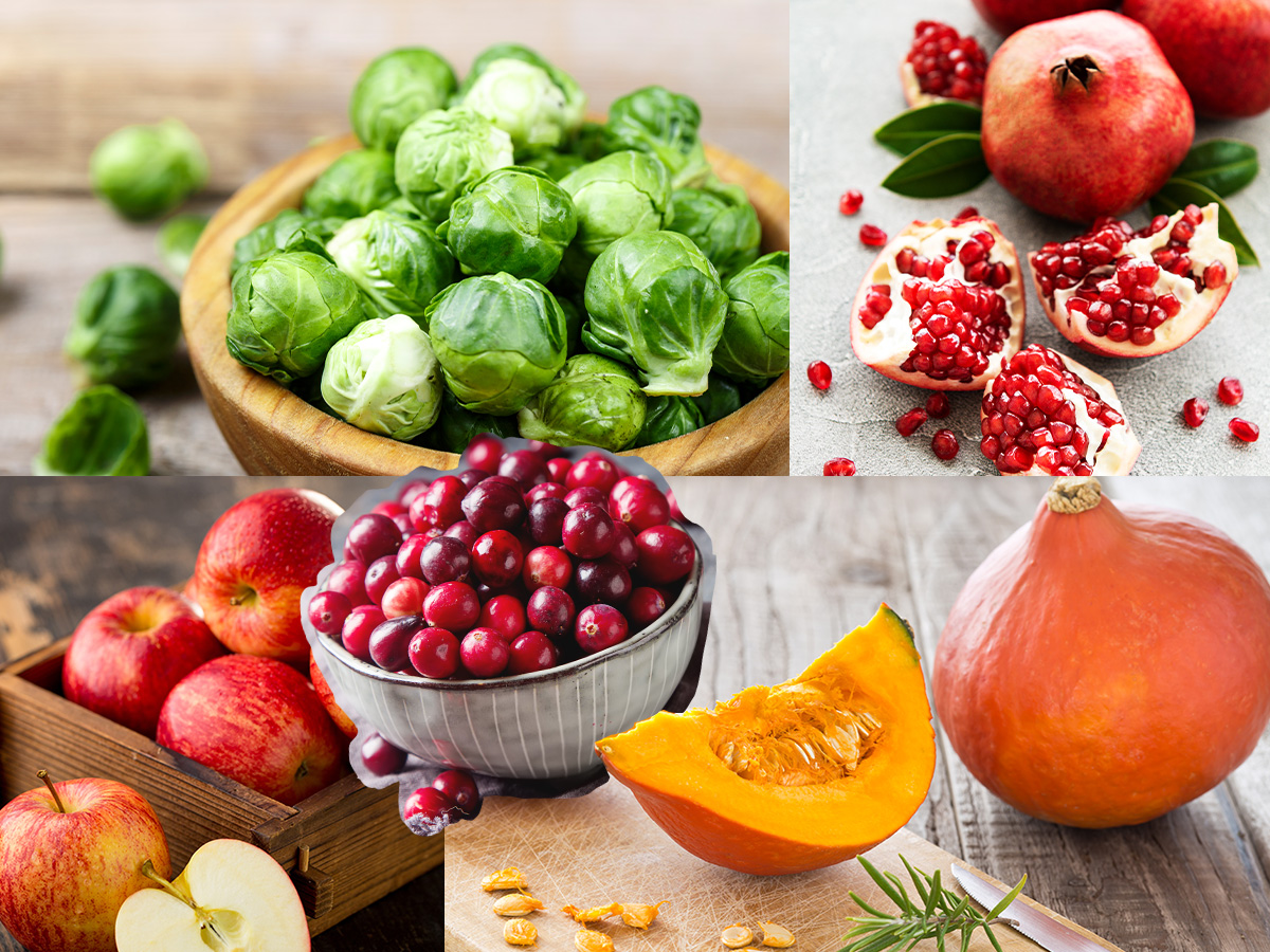 Της εποχής: Φρούτα και λαχανικά που δεν πρέπει να λείπουν τώρα από το μενού σου