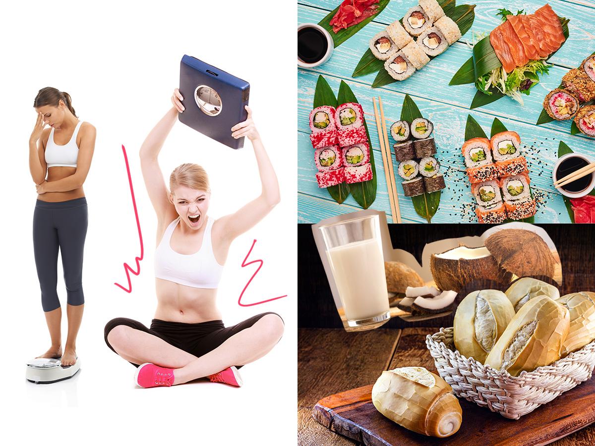 Αδυνάτισμα: Οι τροφές που σαμποτάρουν την προσπάθειά σου…