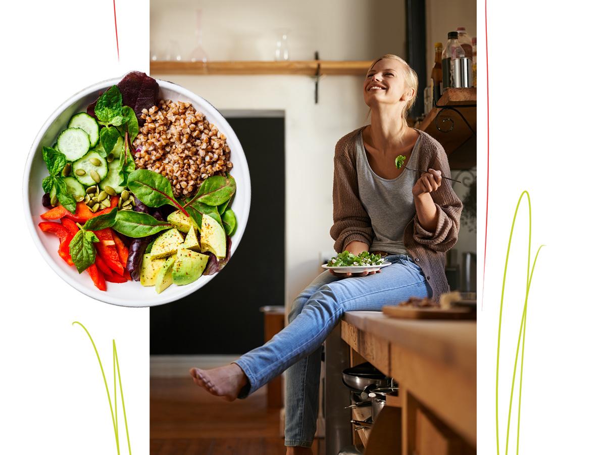 7 συστατικά που αν προσθέσεις στη σαλάτα σου θα αδυνατίσεις!