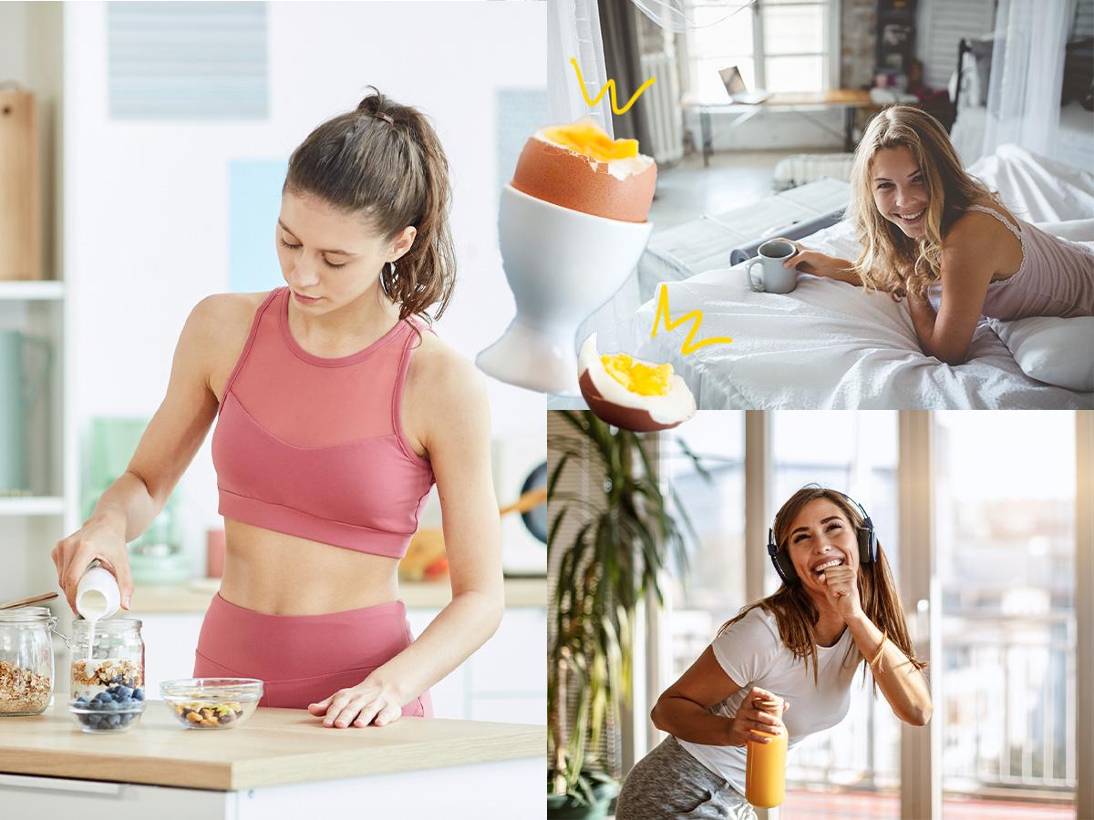 Πρωινό: 7 έξυπνες αντικαταστάσεις που θα σε βοηθήσουν να αδυνατίσεις