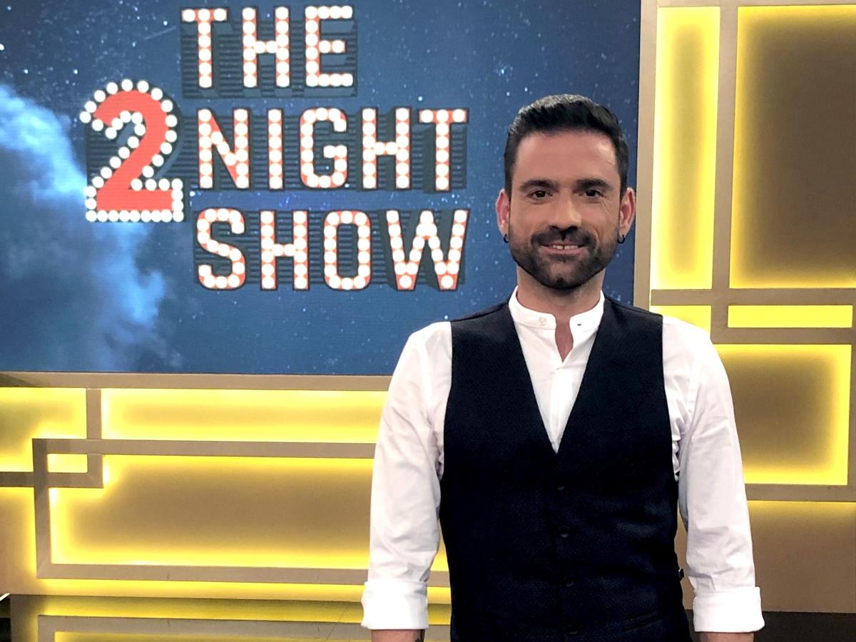 "O Μάνος Καζαμίας στο The 2Night Show: ""Ο Γιάννης Μπέζος είναι ένας απλόχερος άνθρωπος"" (video)"