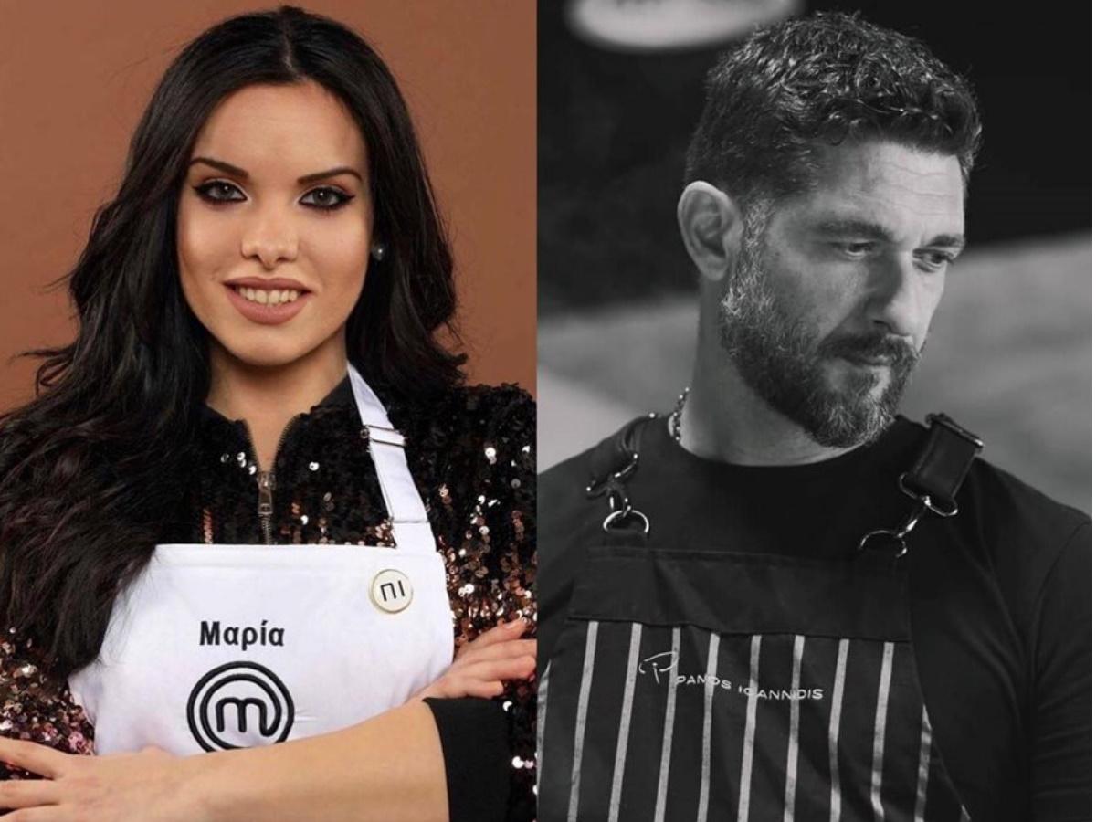Μαρία Μπέη – Πάνος Ιωαννίδης: Η νεαρή σεφ μαγείρεψε για τον μέντορά της ένα χρόνο μετά το MasterChef