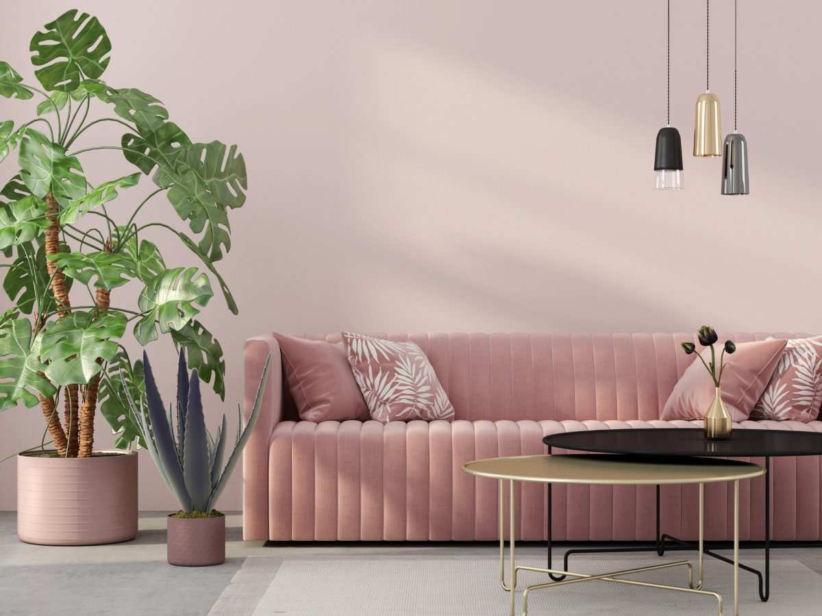 Τάση στη διακόσμηση: Η σύγχρονη κομψότητα του ροζ