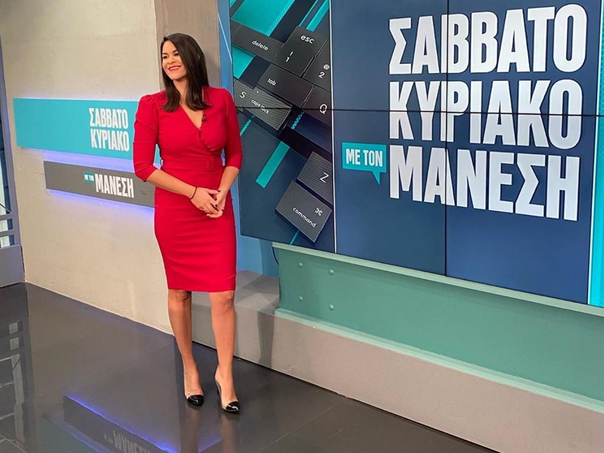 Τίνα Μιχαηλίδου: Η νέα ανάρτηση μετά την παραίτηση από τον Alpha και oι λόγοι που την οδήγησαν σε αυτή την απόφαση