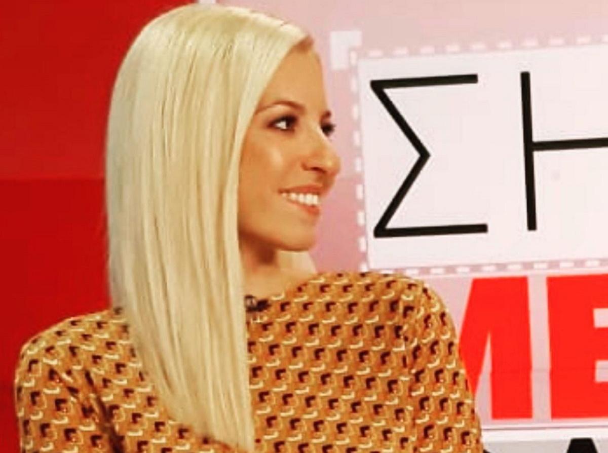 Μαρία Αναστασοπούλου: Επέστρεψε στην εκπομπή μετά την περιπέτεια της (βίντεο)