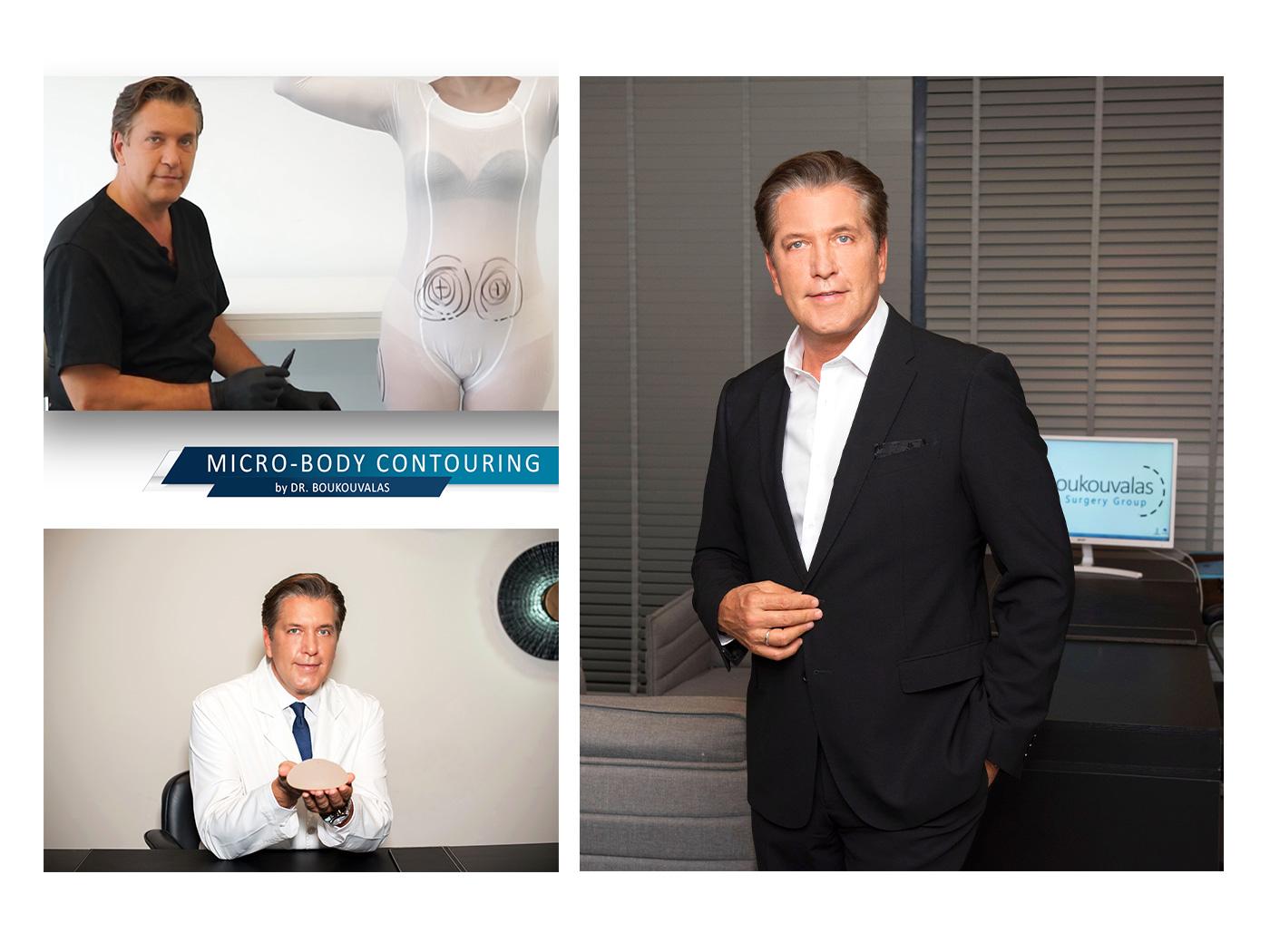 Ζήσης Μπουκουβάλας: οι δύο πλαστικές επεμβάσεις για τις οποίες θα συζητούν όλοι στο μέλλον σύμφωνα με τον κορυφαίο Έλληνα πλαστικό χειρουργό!