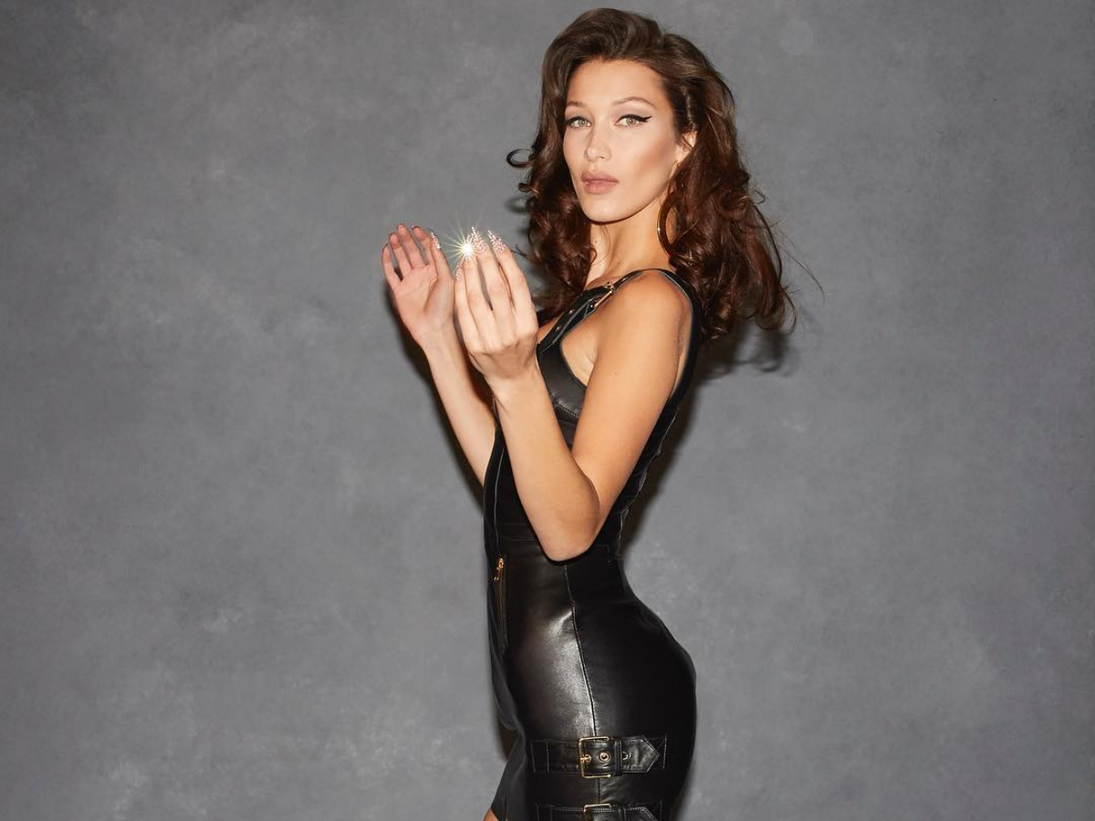 H Bella Hadid γίνεται avatar για την καμπάνια του Mugler