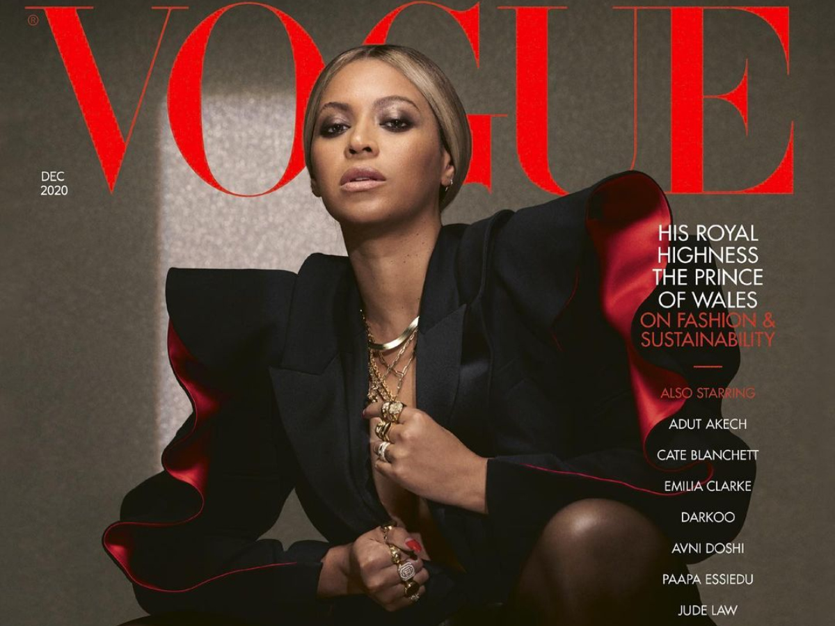 H Beyonce σε μία extravaganza φωτογράφιση