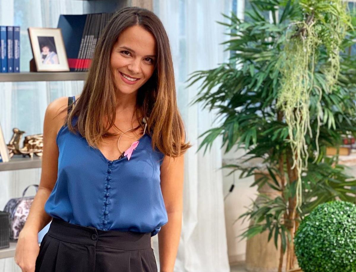 """Ελιάνα Χρυσικοπούλου: """"Είμαι θετική στον κορονοϊό"""" (βίντεο)"""