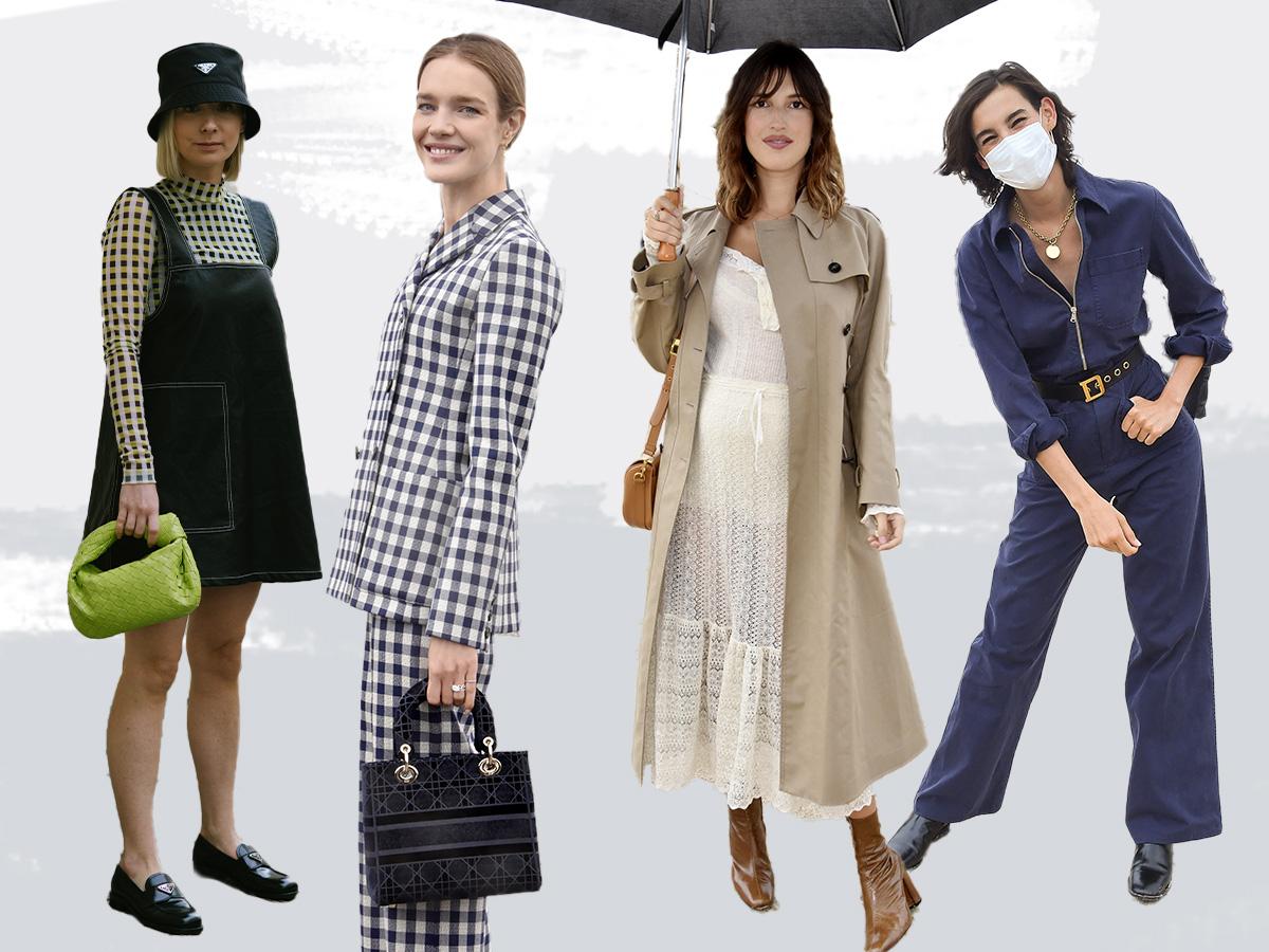 Παρίσι: Tα street style look από την εβδομάδα μόδας που θέλουμε να αντιγράψουμε!