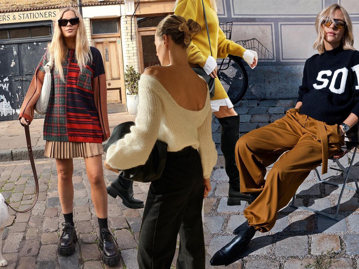 Πλεκτό top: Φόρεσε το πιο cozy ρούχο με έναν εντελώς διαφορετικό τρόπο!