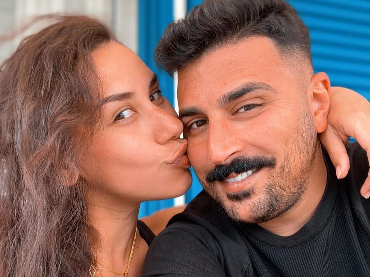 Επέτειος γάμου για την Πωλίνα Φιλίππου και τον Τριαντάφυλλο Παντελίδη – Η τρυφερή ανάρτηση στο instagram
