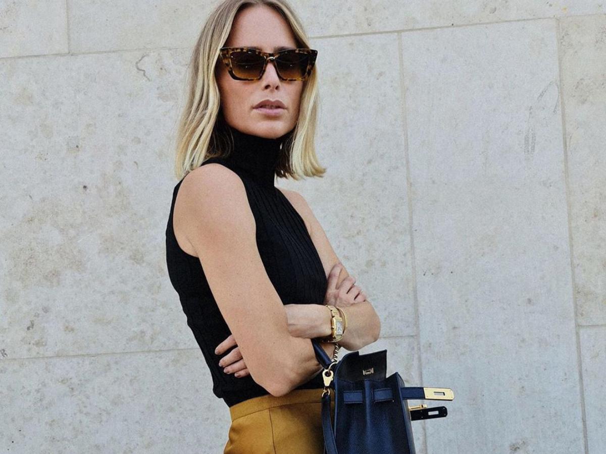 Με τι παπούτσια συνδυάζουν τώρα οι influencers την σατέν φούστα τους;