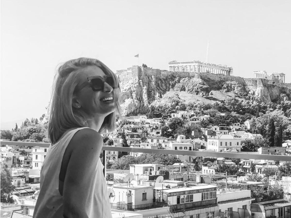 Μαρία Ηλιάκη: Η αναδρομή στην παιδική ηλικία και το λάθος κούρεμα