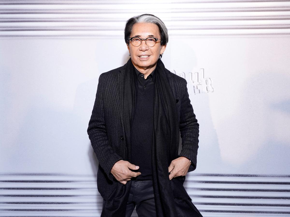 Κenzo:  Ο Ιάπωνας σχεδιαστής που λάτρεψε ο κόσμος της μόδας!