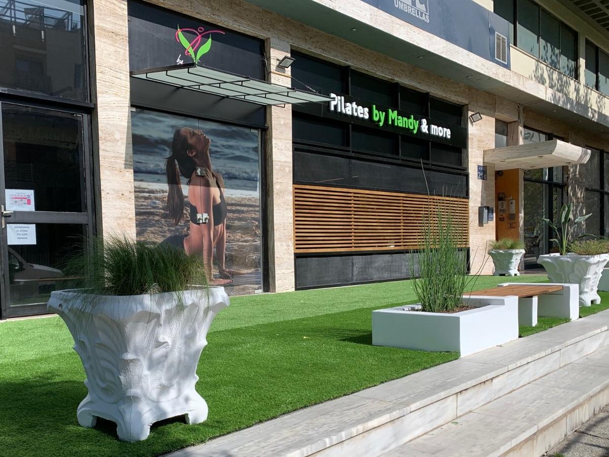 Η Μάντη Περσάκη μόλις άνοιξε νέο Fitness Studio και σε περιμένει!