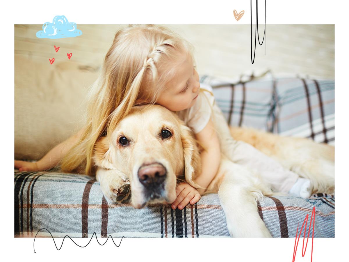 Παγκόσμια Ημέρα Ζώων: 6 λόγοι να γίνει ο σκύλος το πρώτο κατοικίδιο του παιδιού