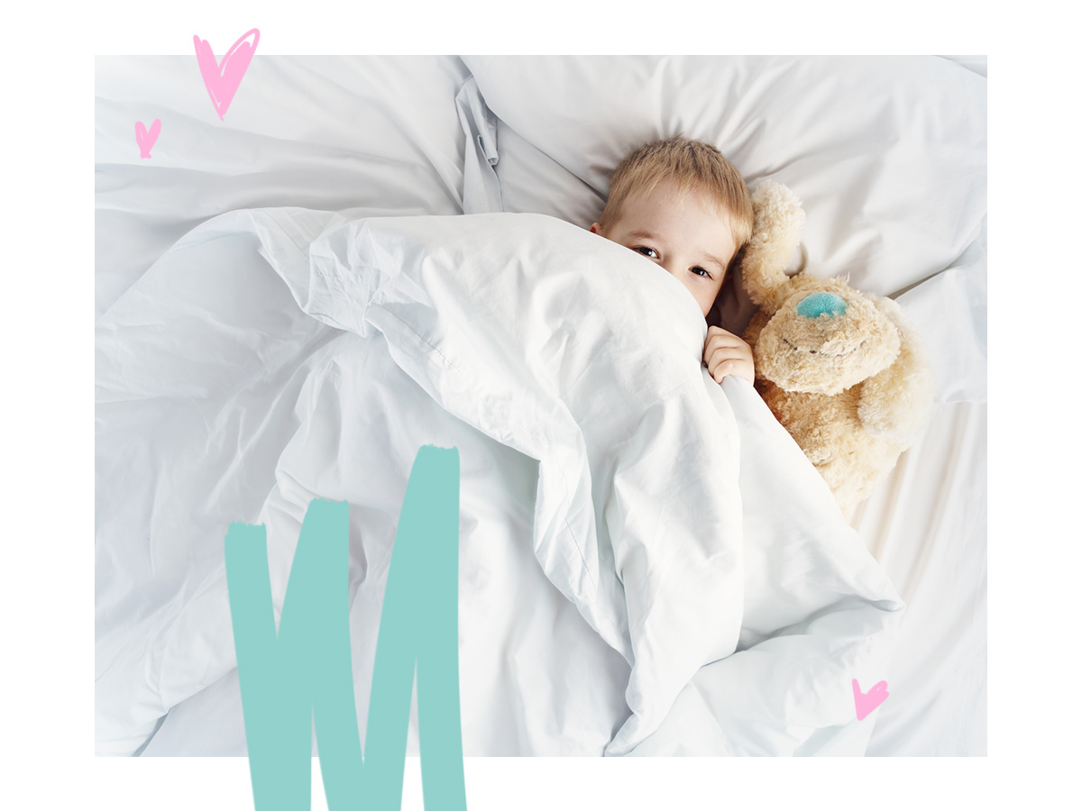 10+1 αστείες δικαιολογίες που μπορεί να σου πει το παιδί σου για να μην κοιμηθεί