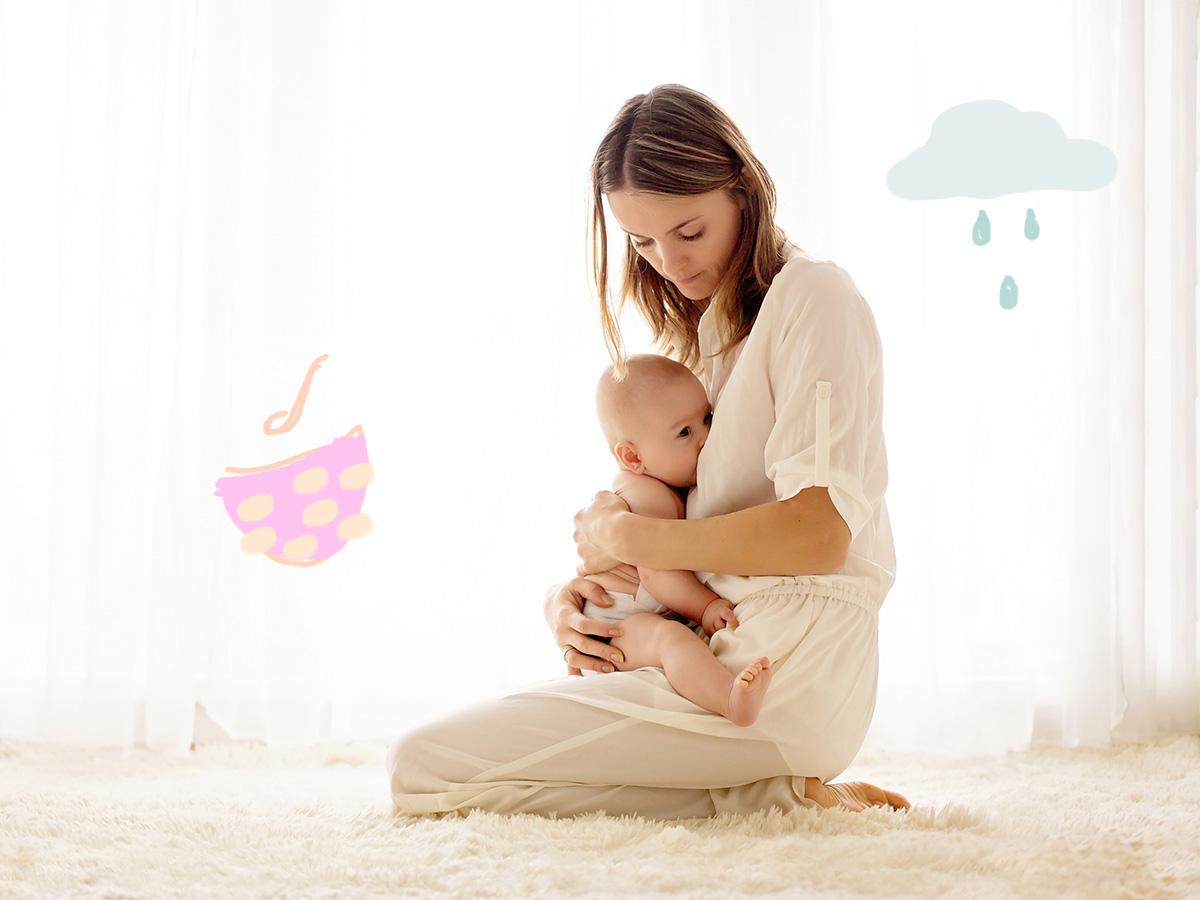 Θηλάζεις; 8 τροφές που βοηθούν στην παραγωγή μητρικού γάλακτος