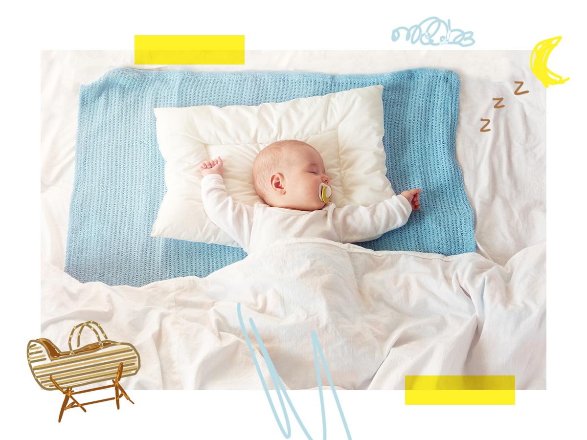 Ποια είναι η σωστή στάση ύπνου για ένα νεογέννητο;