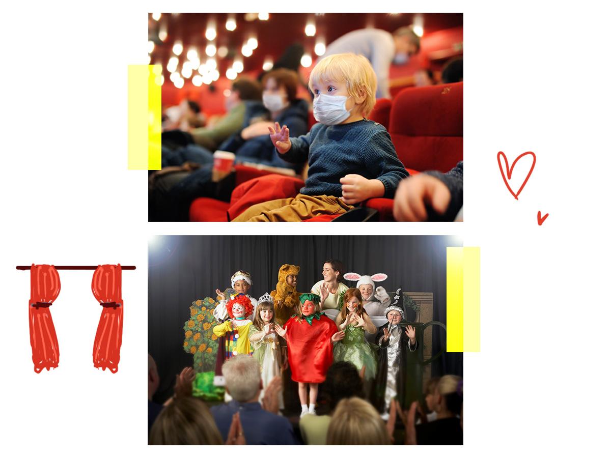 Πάμε θέατρο; Οι παιδικές παραστάσεις που θα απολαύσει το μικρό σου με ασφάλεια