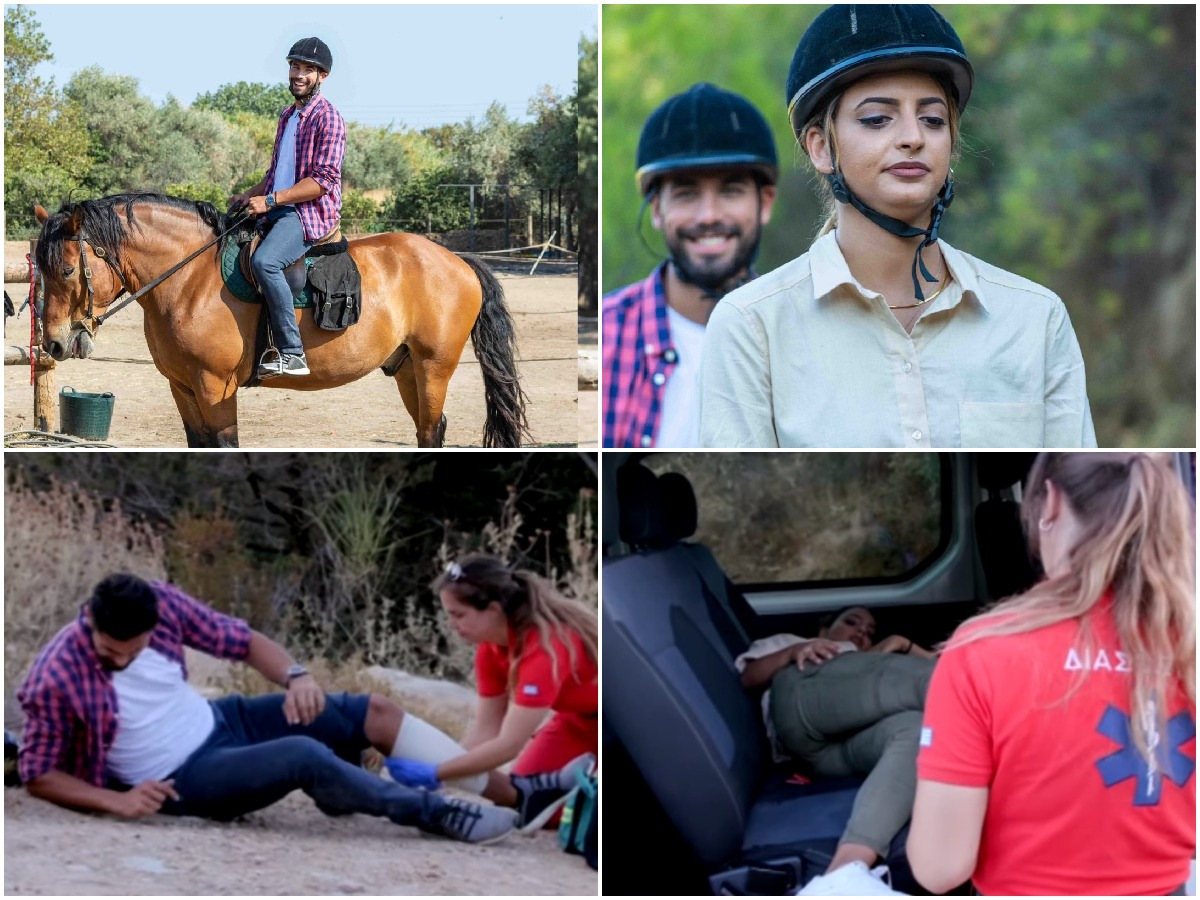 """Τhe Bachelor: Κόλαφος η εταιρεία που παραχώρησε τα άλογα! """"Δημιούργησαν φανταστικά περιστατικά""""(video)"""