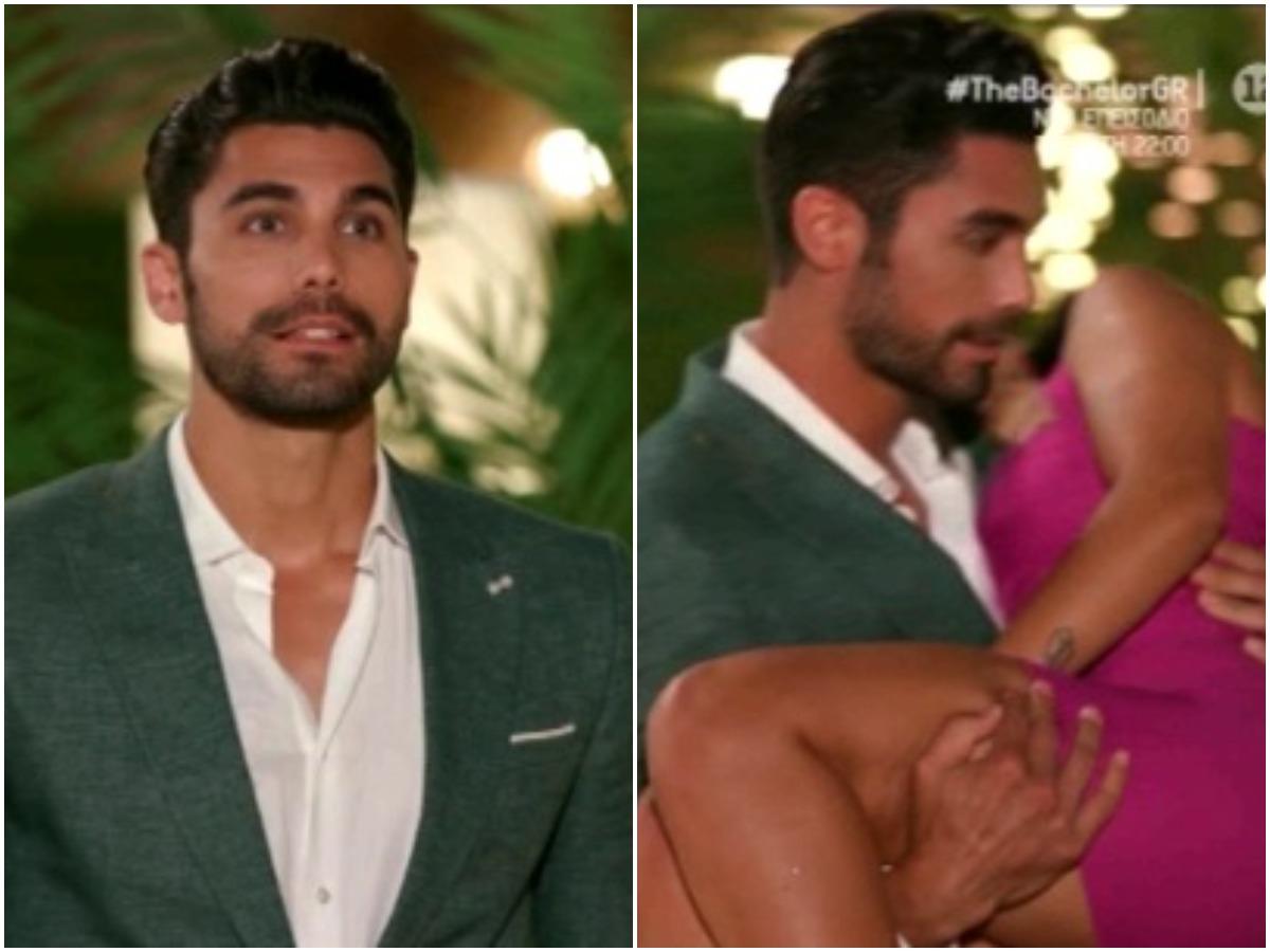 Bachelor: Η διπλή αποχώρηση και η λυποθυμία της Αντζελίνας (video)
