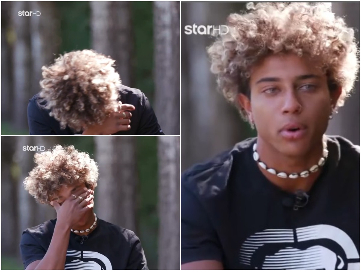 GNTM: Η εξομολόγηση του Ηρακλή για το bullying που δέχτηκε και η on camera συγκίνησή του! (video)