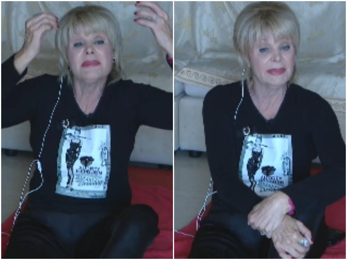 """Έξαλλη η Μαρία Ιωαννίδου: """"Εγώ θρηνώ! Μας κλείνουν τα θέατρα… Είναι ντροπή! Είναι ξεφτίλα!"""" (video)"""
