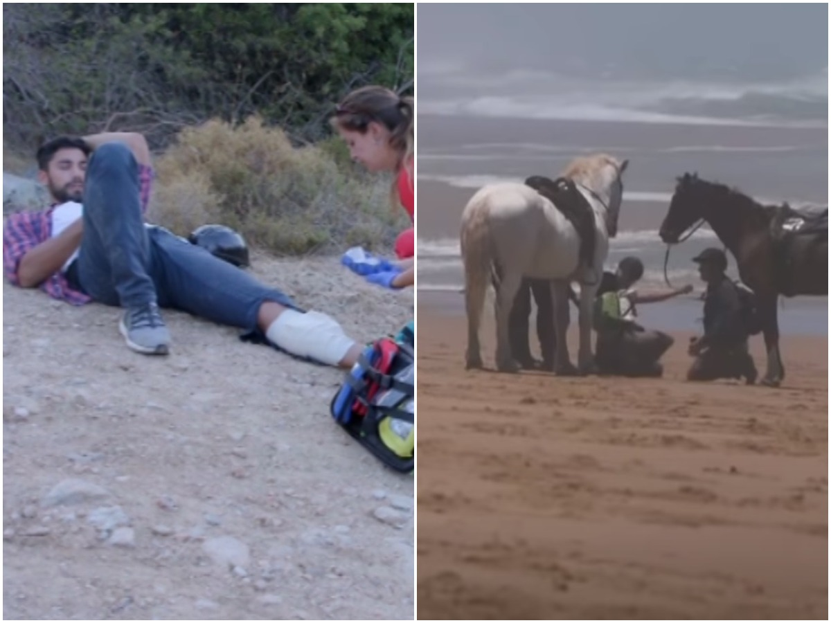 The Bachelor: Το ατύχημα με τα άλογα είναι… αντιγραφή από τη Νότια Αφρική και τη Νέα Ζηλανδία; (video)