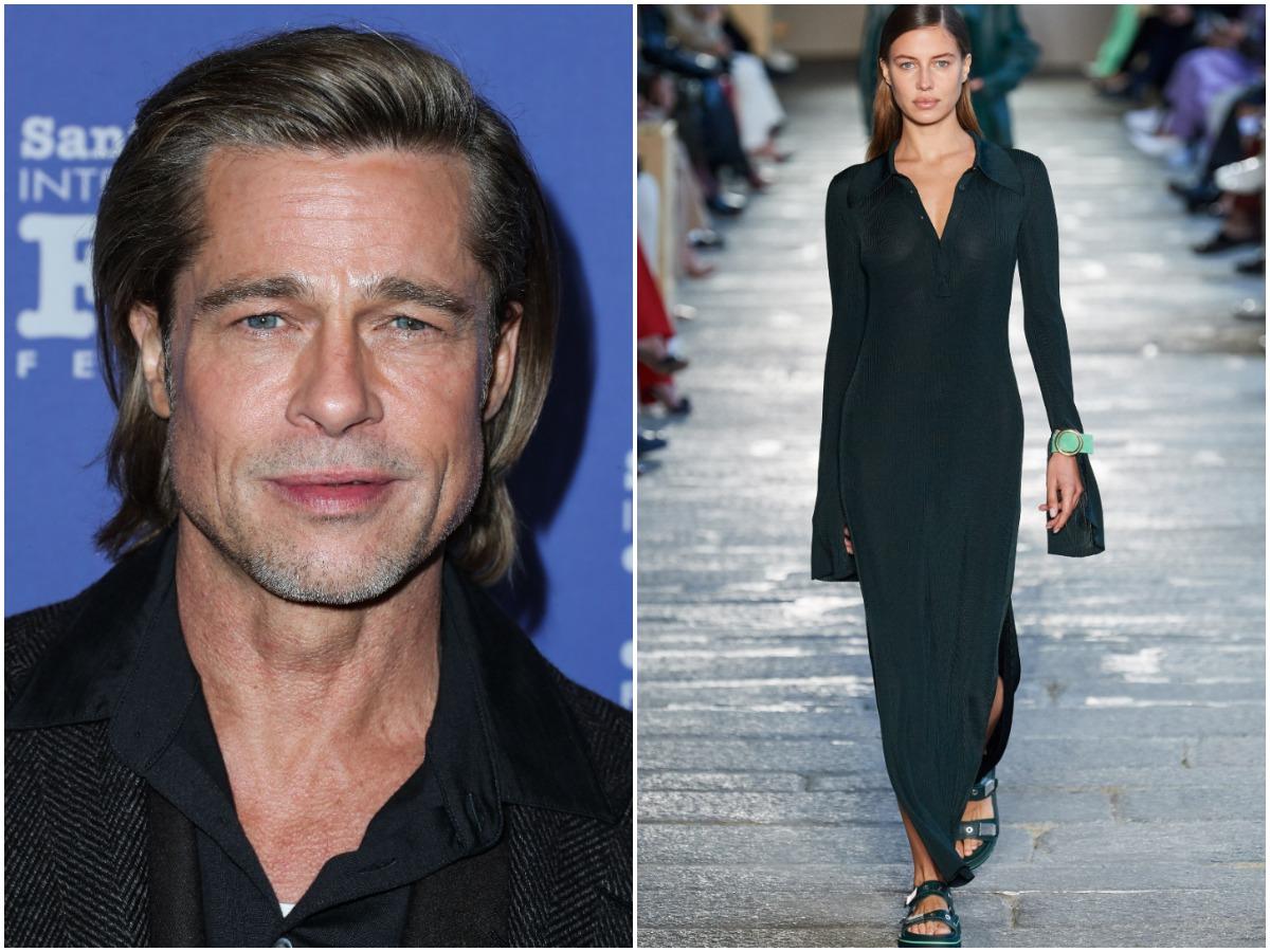 Ο Brad Pitt χώρισε με την 27χρονη κούκλα σύντροφό του!