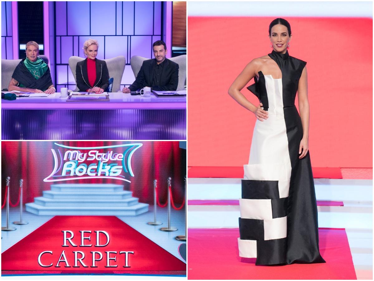 "My Style Rocks – Gala: Οι παίκτριες περπατούν στο ""Κόκκινο Χαλί"" – Ποια θα κλέψει τις εντυπώσεις; (pics,vid)"
