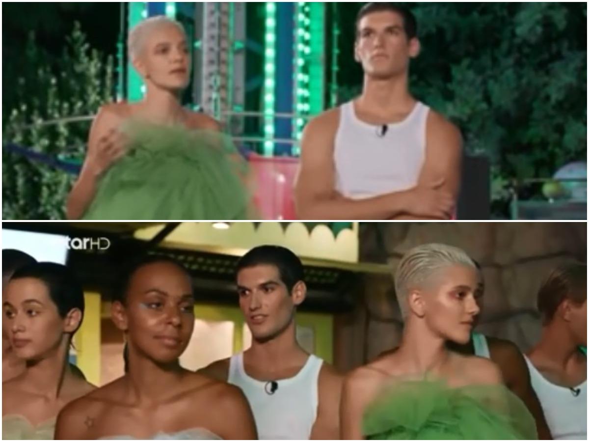 GNTM: Έξαλλος ο Αιμιλιάνο με τη Λία – Η ατάκα της για τη σχέση του με την Μαριαγάπη (video)