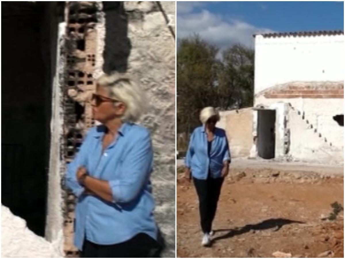 """Συγκινεί η Νίκη Βίσση μιλώντας για τη φωτιά στο Μάτι: """"Όταν η κόρη μου αντίκρυσε το καμένο σπίτι μας, έπεσε κάτω κλαίγοντας…"""" (βίντεο)"""