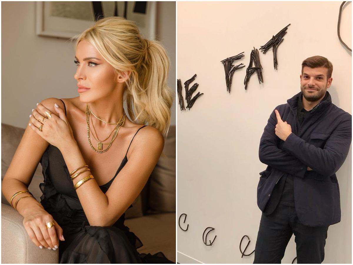 Κατερίνα Καινούργιου – Φίλιππος Τσαγκρίδης: Το ρομαντικό δείπνο στη Σαντορίνη και η τρυφερή φωτογραφία τους